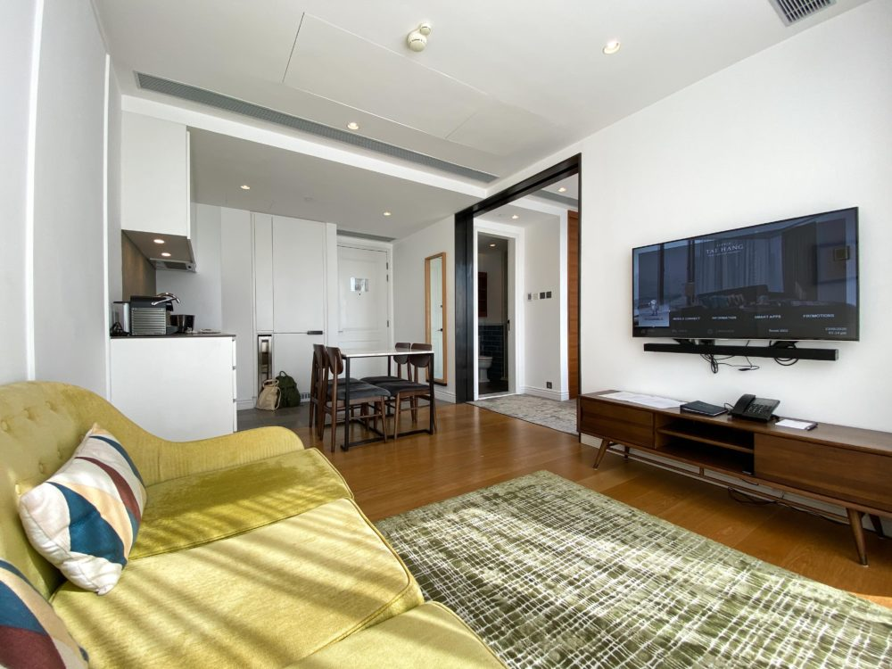 Little Tai Hang One Bedroom Superior Harbour View